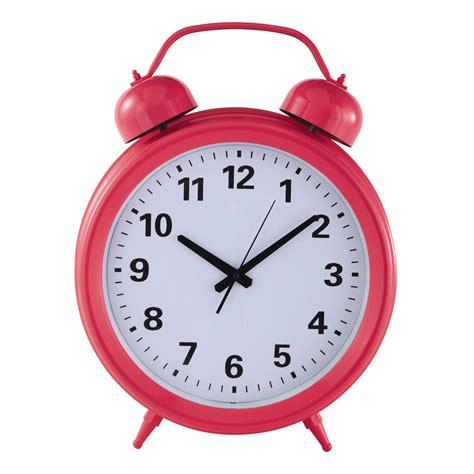 déco chambre de bébé garçon réveil big clock maisons du monde