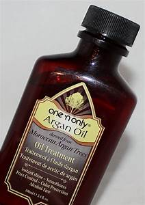 One N Only Argan Oil Oil Treatment Review Pictures