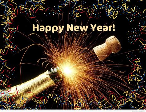 Happy New Year Party Photo Wish 2016