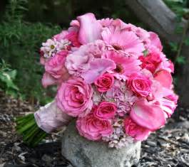 pink wedding flowers the simplicity and tenderness of pink wedding flowers wedding and flowers
