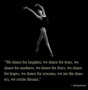 dancing quotes on Tumblr