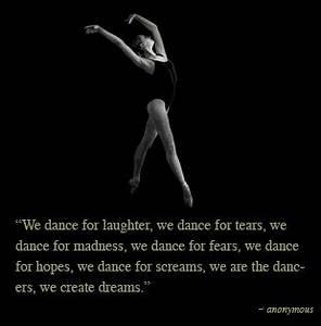 dance quote on Tumblr