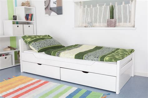 single bed single bed storage bed quot easy furniture quot k1 incl 2