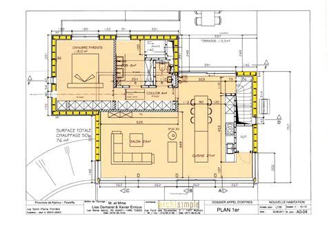 plan maison etage 4 chambres gratuit plan de maison 5 chambres plain pied gratuit amazing plan