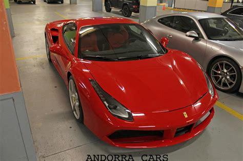 Discover all the specifications of the ferrari 348 gtb, 1993: Ferrari 488 GTB. Version rouge • ALL ANDORRA