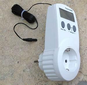 Frostwächter Mit Thermostat : thermostat stecker 230v klimaanlage und heizung ~ Orissabook.com Haus und Dekorationen