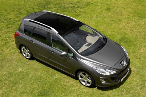siege 308 sw peugeot 308 sw review