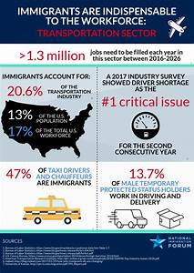 Transportation Sector: Immigrants are Indispensable to U.S ...