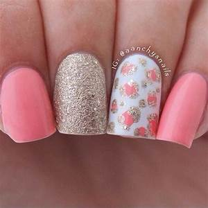 70+ Cool Summer Nail Art Designs 2018 That will Surely ...