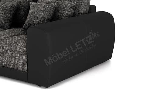 samy von job big sofa anthrazit schwarz sofas couches