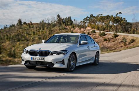 Its middling ranking is more indicative of the strength of the luxury small car class than of any serious weakness with this sporty small car. New BMW 3-series review: G20   CAR Magazine