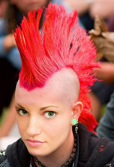 punk hairstyles sarah hairstyles