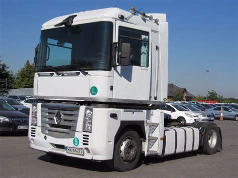 renault trucks magnum used renault magnum 460hp dxi 2007 year 2 trucks tractor