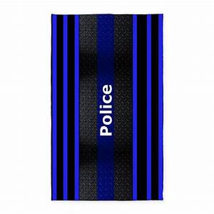 police thin blue line 339x539 area rug by markmoore With kitchen colors with white cabinets with police blue line sticker