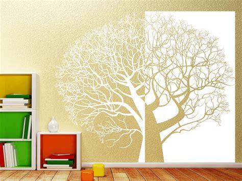 Wandtattoo Kinderzimmer Baum by Wandtattoo Baum 236cm X 200cm Zweiteilig Tocut