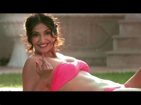 Sonam Kapoor Bikini Slowmotion Youtube