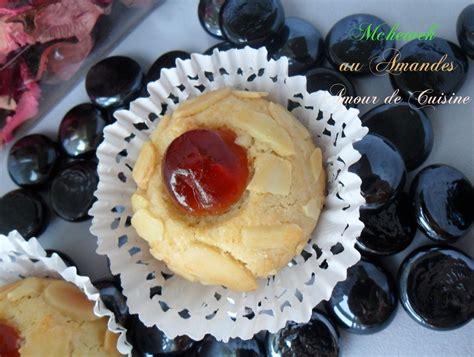 amour de cuisine mchewek aux amandes gateau algerien amour de cuisine