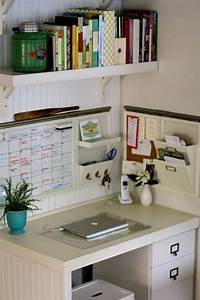 Awesome Home Office Organization Ideas | ComfyDwelling.com