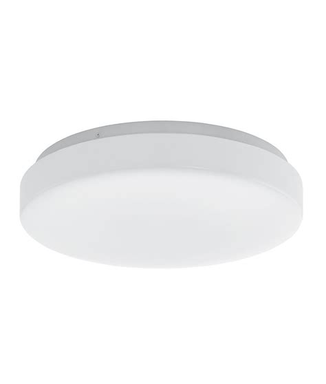 led round flush ambient wall or ceiling light