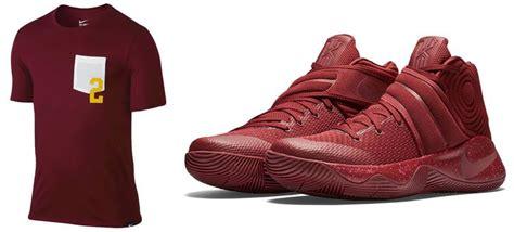 Nike Kyrie 2 u0026quot;Red Velvetu0026quot; Clothing   SneakerFits.com