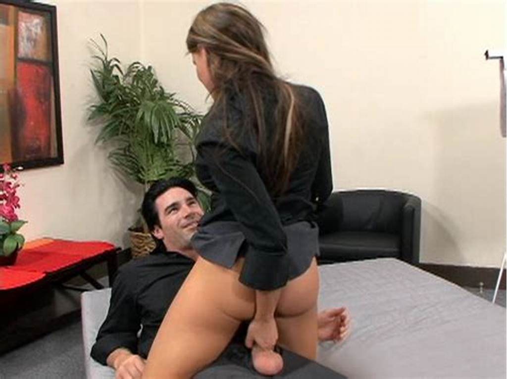 #Charisma #Cappelli #Rides #A #Cock #In #Office