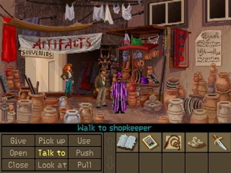 Indiana Jones and the Fate of Atlantis - Download