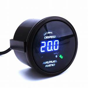Cnspeed 2inch 52mm All 12volt Car Racing Electric Air Fuel