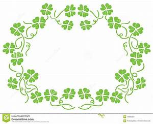 Green Flower Frame Stock Photography - Image: 12692322