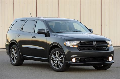 Dodge Durango Avenger Models Will Be Discontinued Srt