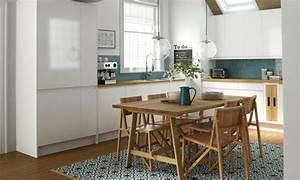 Diseños cocinas pequeñas modernas - cincuenta modelos