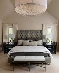 Inspiration, For, A, Transitional, Master, Bedroom, With, Beige
