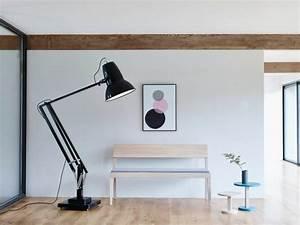 Lampadaire Interieur Design : luminaire industriel la giant collection par anglepoise ~ Teatrodelosmanantiales.com Idées de Décoration