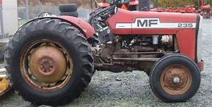 Massey Ferguson 235 For Sale Lexington  Nc Price   5 900