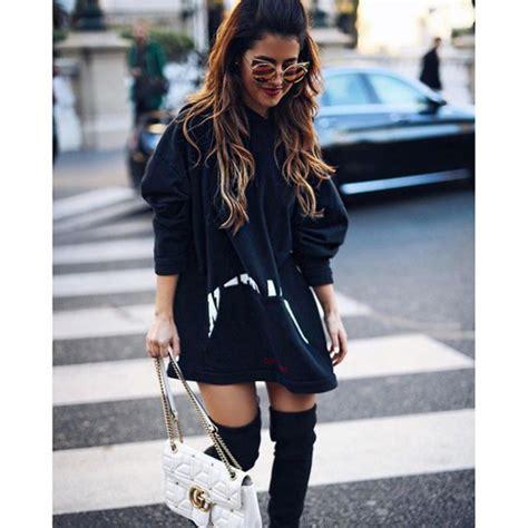 Dress tumblr sweater dress black dress mini d mini dress long sleeves fall outfits over ...