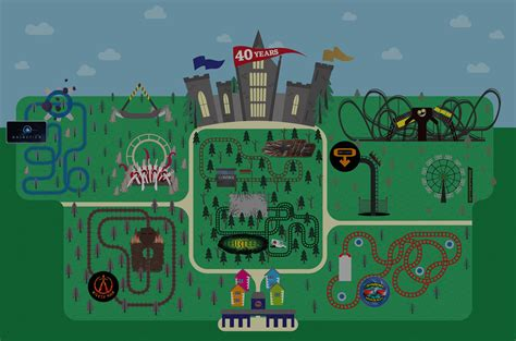 Design your Own Alton Towers Map | Alton Towers Resort