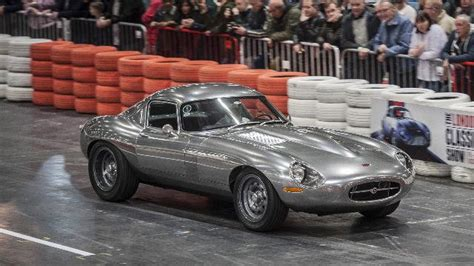 The London Classic Car Show 2019 At Excel London