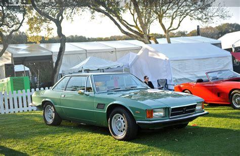 De Tomaso Longchamp Photos, Informations, Articles