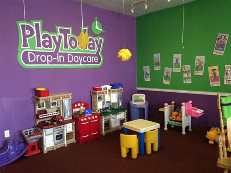 drop in daycare provider childcare sitter open mon sat 575 | Room
