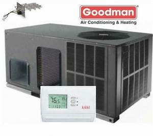 Goodman Package Heat Pump