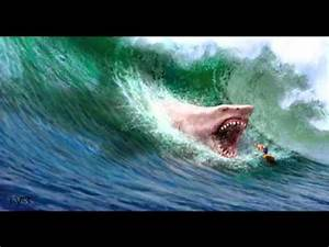 Megalodon the biggest shark that ever lived - YouTube