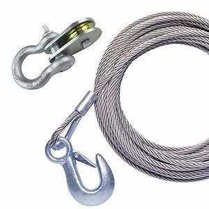 Powerwinch 50 U0026 39  X 7  32 U0026quot  Stainless Steel Universal Premium