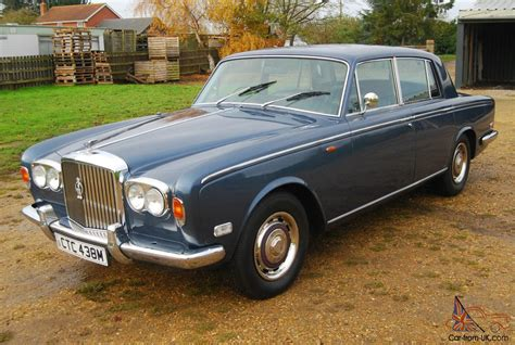 1973 Bentley T1 Huge History File New Mot And Tax Free Px