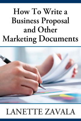 eBookIt.com Bookstore: How To Write a Business Proposal