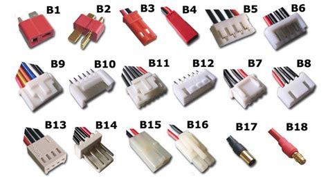 Battery-connector, Lipo Balance Plugs A Balance Plug