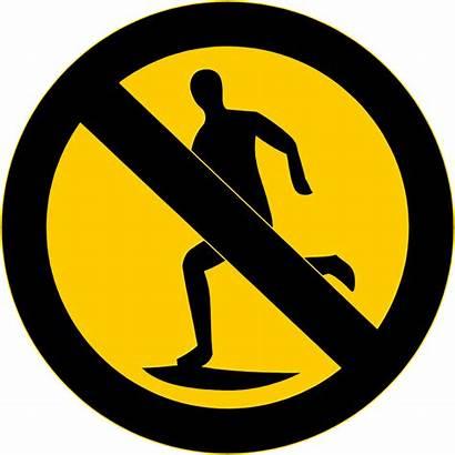 Running Symbol Clipart Illustration Pool Clip Sign