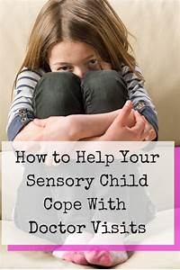 How to Help Your Sensory Child at the Doctor