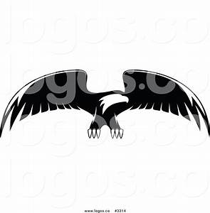 11 Eagle Imagry Logo Design Images - Black and White Eagle ...