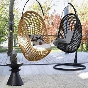 Fauteuil Cocon Suspendu : les 25 meilleures id es de la cat gorie fauteuil suspendu sur pinterest fauteuil cocon chaise ~ Melissatoandfro.com Idées de Décoration