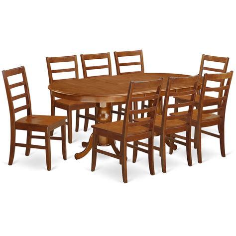 pc dining room set dining table   dining chairs