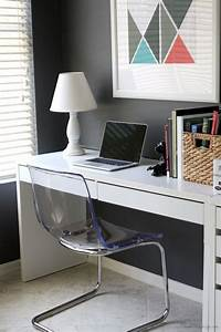 35, Ways, To, Use, Ikea, Micke, Desk, In, Your, Home